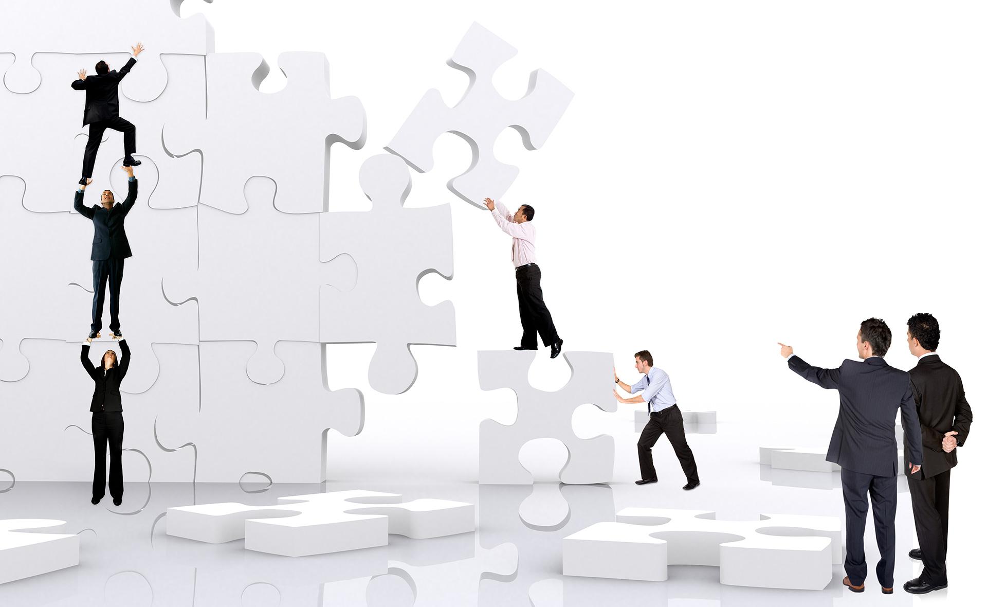 Samenwerken met partners