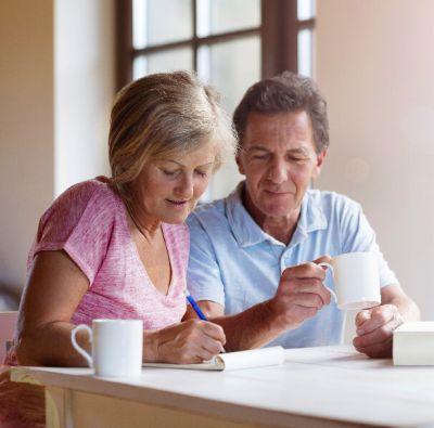 Zet uw beeld van ouder worden naar uw eigen hand
